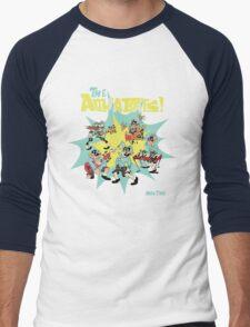 The Aquabats! Super Shirt! Men's Baseball ¾ T-Shirt