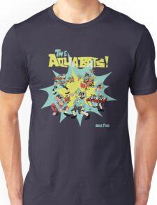 The Aquabats! Super Shirt! Unisex T-Shirt