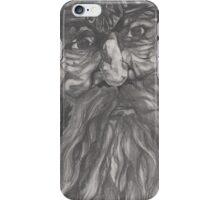 Dwarf Beard iPhone Case/Skin
