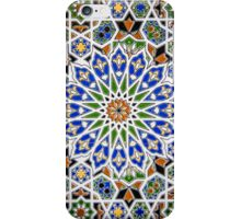 Arabic Style Vintage Patterned Tiles iPhone Case/Skin