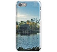 Philipsburg Manor House and Plantation, Sleepy Hollow NY iPhone Case/Skin