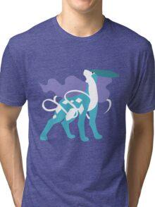 Suicune Tri-blend T-Shirt