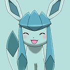 Glaceon by Winick-lim