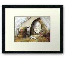 Loft Framed Print