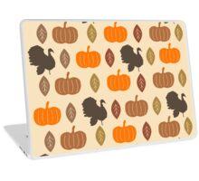 Turkey Pattern Laptop Skin