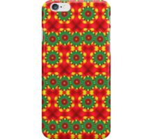 Floral patterns iPhone Case/Skin