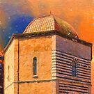 San Giovanni Baptistery, Volterra by savage1