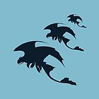 Disney's Toothless by dauwdruppel