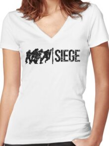 xbox one Women's Fitted V-Neck T-Shirt