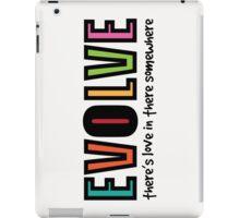 Evolve iPad Case/Skin