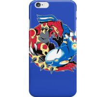 Primal Balance Omega Ruby & Alpha Sapphire T-shirt iPhone Case/Skin
