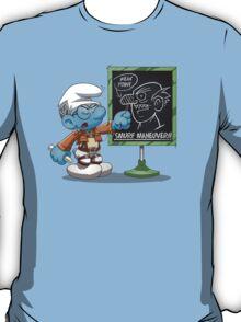 Attack on Titan Smurf Edition T-Shirt