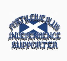 Scottish Independence Supporters Design  Kids Clothes