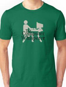 The Computer Whisperer Unisex T-Shirt