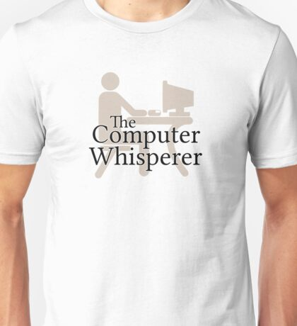 The Computer Whisperer Unisex T-Shirt