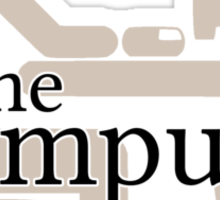 The Computer Whisperer Sticker