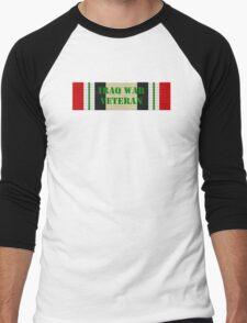 Iraq Veteran Men's Baseball ¾ T-Shirt
