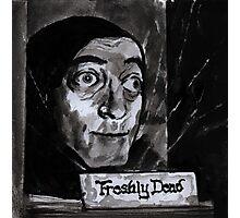 Marty Feldman's Igor Young Frankenstein Tribute  Photographic Print