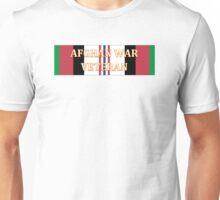 Afghan Veteran Unisex T-Shirt