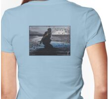 unseen Vision Womens Fitted T-Shirt