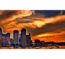 Golden Moments Photographic Print