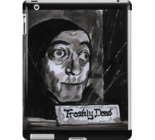 Marty Feldman's Igor Young Frankenstein Tribute  iPad Case/Skin