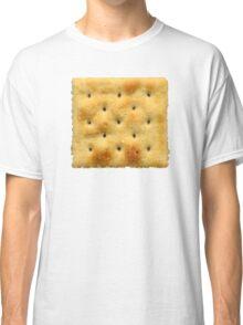 White Saltine Soda Cracker Classic T-Shirt
