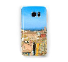 Siena Roofs Samsung Galaxy Case/Skin