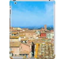 Siena Roofs iPad Case/Skin