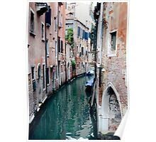 Typically Venice Poster