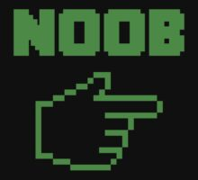 I'm With The Noob Newbie by TheShirtYurt