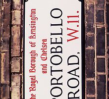 Portobello Road by Viterbo