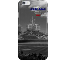 Chicago Home of Baseball Fever iPhone Case/Skin