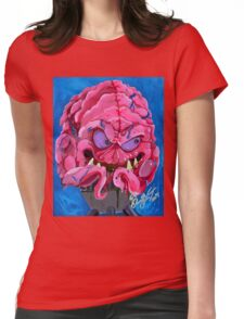 Krang (TMNT) Womens Fitted T-Shirt