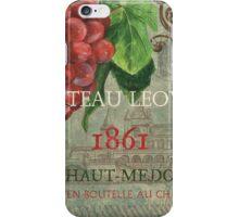 Beaujolais nouveau 1 iPhone Case/Skin