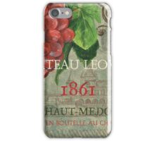 Beaujolais nouveau 1 iPhone Case/Skin