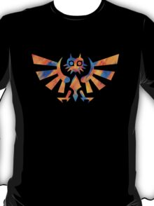 Majora's Crest Orange T-Shirt