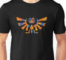 Majora's Crest Orange Unisex T-Shirt
