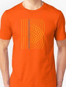 Double Slit Light Wave Particle Science Experiment Unisex T-Shirt
