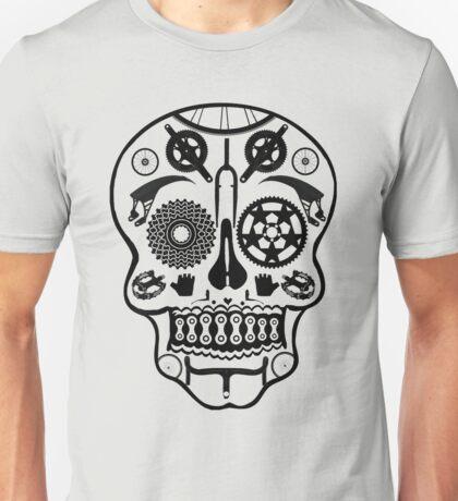 Symmetry Skull (Transparent) Unisex T-Shirt