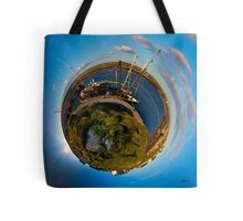 Fishing Boat, Killeany Pier, Inishmore, Aran Islands Tote Bag