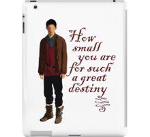 Great Destiny (dark) iPad Case/Skin