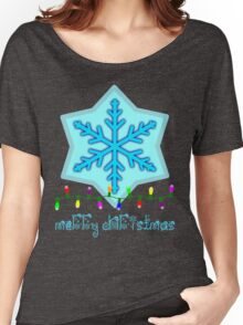 Holiday Lights Women's Relaxed Fit T-Shirt