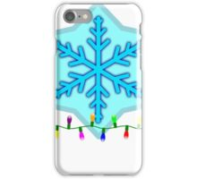 Holiday Lights iPhone Case/Skin