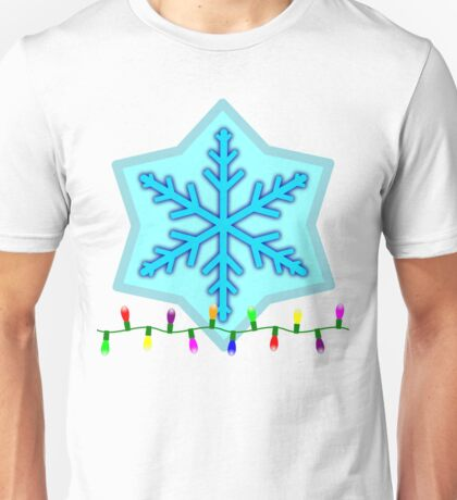 Holiday Lights Unisex T-Shirt