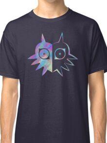 Majora's Mask Half Color Classic T-Shirt