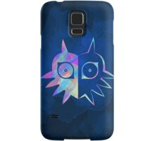 Majora's Mask Half Color Samsung Galaxy Case/Skin