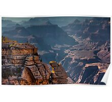 Grand Canyon, Mather Point, Arizona Poster