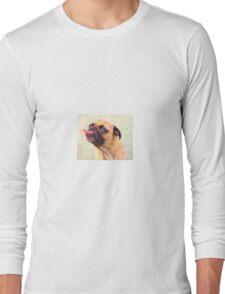 pug 2 Long Sleeve T-Shirt