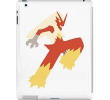 Blaziken Case iPad Case/Skin